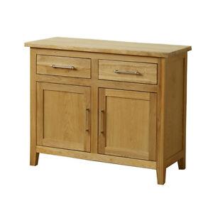 Sideboard modern harold solid oak cabinet tv unit dining for G plan dining room unit
