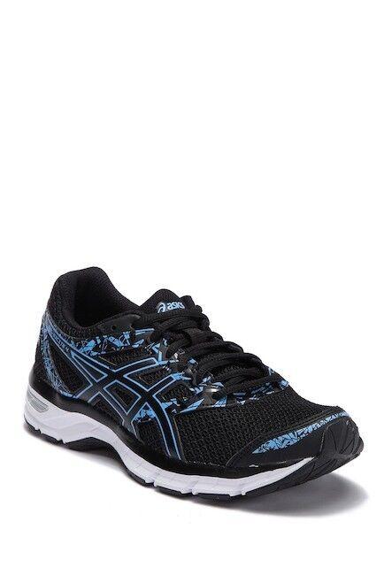 NEW Asics Women's Gel Gel Gel Excite 4 Black bluee Running shoes blueebell Size 10 T6E8N 9e4f31