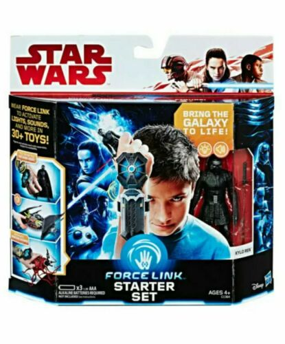 The Last Jedi Force LINK Kit de démarrage apporter la galaxie de la vie-NEUF!!! Star Wars