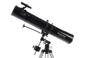 Teleskop celestron powerseeker 114 eq 114 900 spiegelteleskop