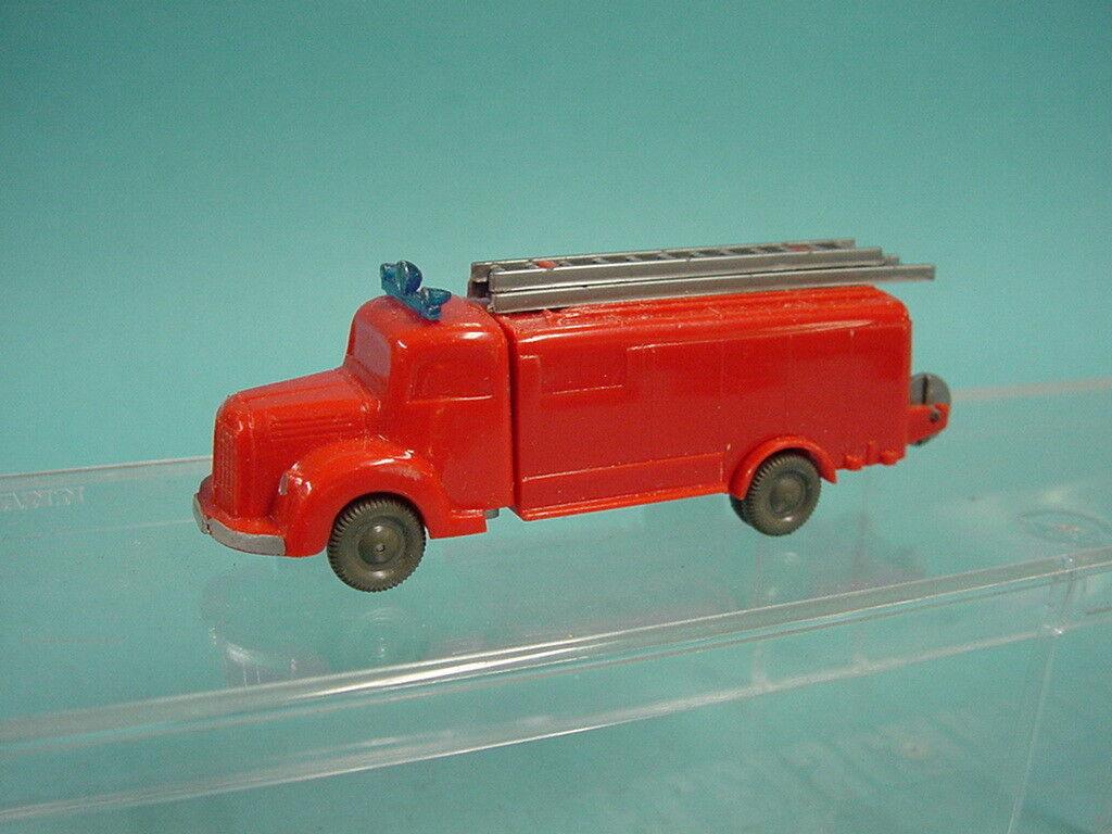 Wiking 1 87 610 7 jeringas carro MB l 3500 de 1954-58 Top