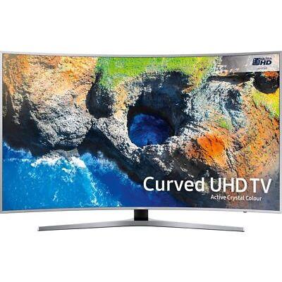 SAMSUNG UE65MU6500 Curved 4K Ultra HD HDR Smart LED TV Freeview HD