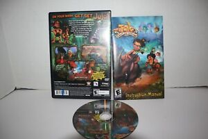 Tak: The Great Juju Challenge (Sony PlayStation 2, 2005), PS2 Complete
