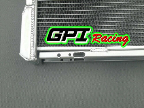 3 ROW ALUMINUM RADIATOR 1982-1992 Pontiac Firebird//Trans Am//Chevy Camaro