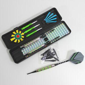 SOFT-Dart-Set-3-Pfeile-in-Box-safe-darts-Kunststoffspitzen-Zubehoer-3743