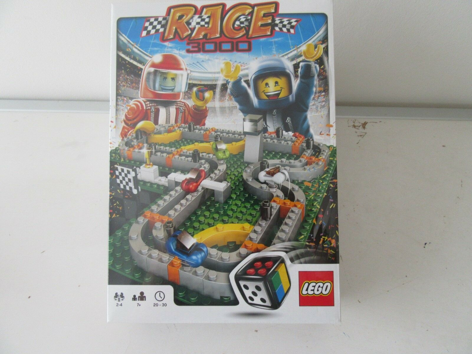 LEGO ®  3839  gezelschapspel  Race 3000  vendita di offerte