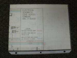 caso 2300 serie 2388 2366 combinar manual de diagrama  wiring diagram 2388 combine