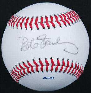 Bob-Stanley-Autographed-Signed-MLB-Baseball-Red-Sox