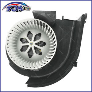 NEW-HEATER-BLOWER-MOTOR-FRONT-FOR-BMW-E70-X5-SERIES-E71-X6-07-18-64-11-9-245-849