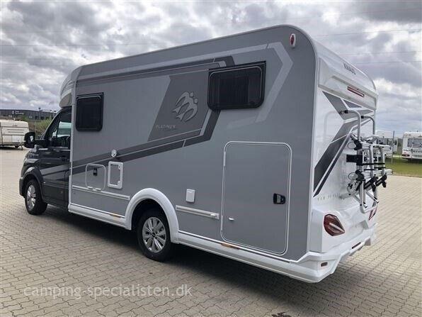 Knaus Man 650 Meg Plus, 2021