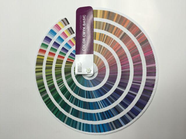 COLOR CMYK BASIC Coated/Uncoated - Colors for digital print