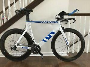 Cervelo-P2-Triathlon-Bike-size-58cm-Fully-Upgraded