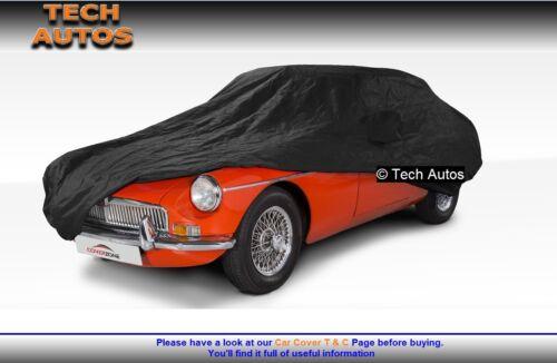 Indoor Black Dust Cover Lightweight Sahara Mazda MX5 MkI NA