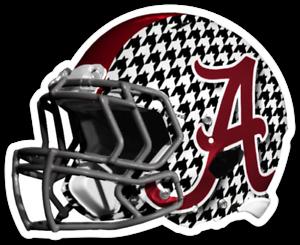 Alabama-Crimson-Tide-Football-Helmet-w-Signature-Letter-A-COOL-DESIGN-MAGNET
