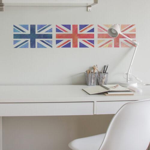 Gran plantilla de Unión Jack-Bandera Reino Unido reutilizable Plantilla por craftstar