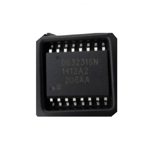 10pcs DS3231SN DS3231 IC RTC W//TCXO 16-SOIC NEW