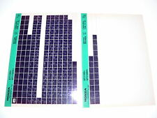 Microfich Ersatzteilliste _ ST 1100 _ ST 1100 A (ABS) Pan European Baujahr 1995