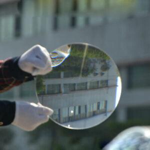 Plastica ottici tipo Fresnel lente Lunghezza focale Wide minifier Grandangolare Lente