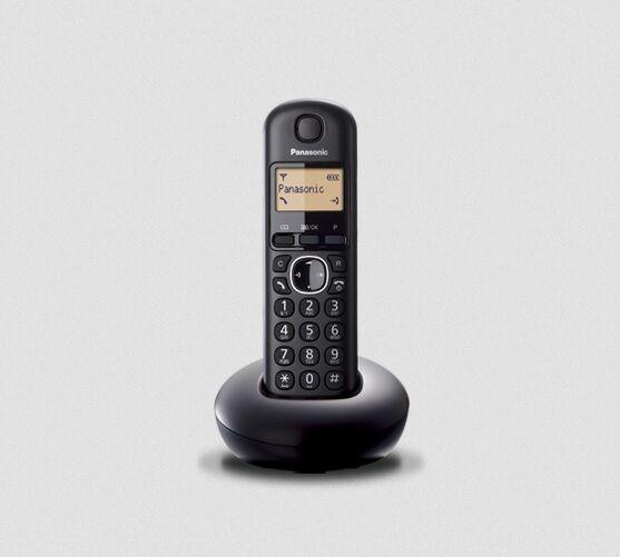 793ceef07737f5 Panasonic Kx-tgb210 Téléphone fixe sans fil personnes Âgées plusieurs  Langues   eBay