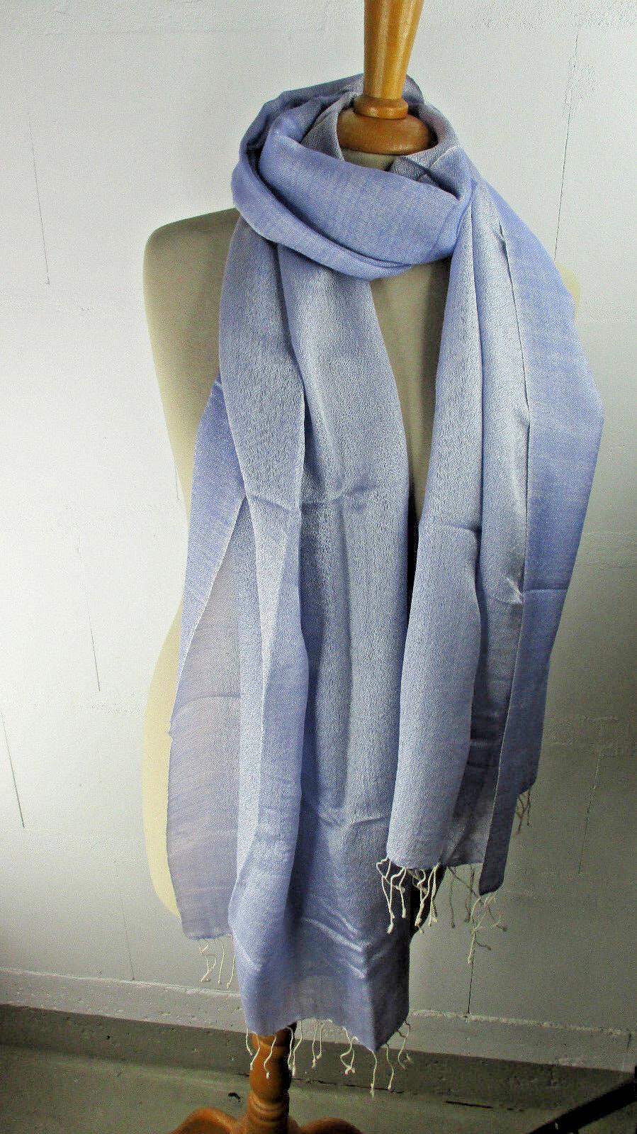 Original Original Original Aurea Lana Schal Tuch Stola Kashmir  MERINO WOLLE neu handgewebt AR-001 | Outlet Online  | Zuverlässige Qualität  | Spezielle Funktion  77be48