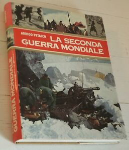 ARRIGO PETACCO LA SECONDA GUERRA MONDIALE CURCIO VOLUME 2 SECONDO