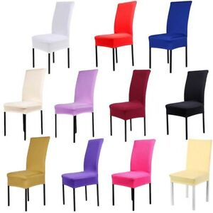 Stretch-Chair-Seat-Cover-Spandex-Dining-Wedding-Party-Kitchen-Home-Decor-Solid