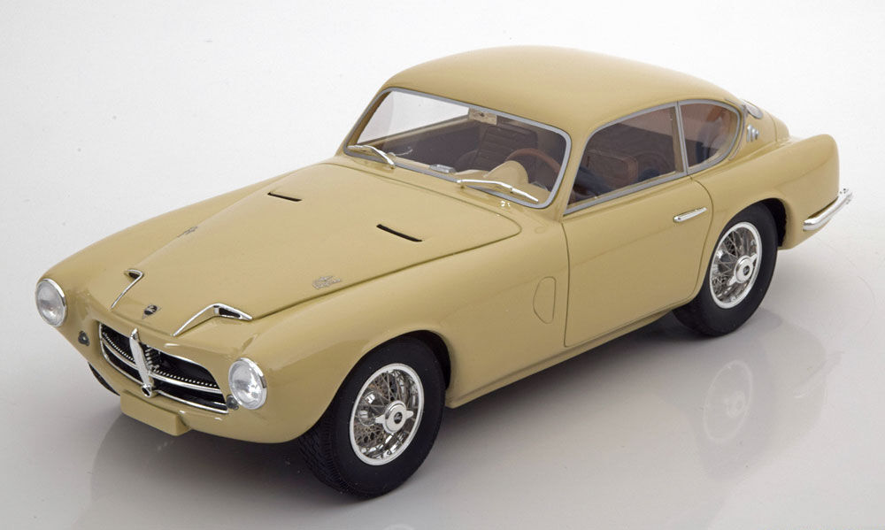 1953 PEGASO Z-102 Berlinetta Touring Beige by BoS Models LE of 1000 1 18 New