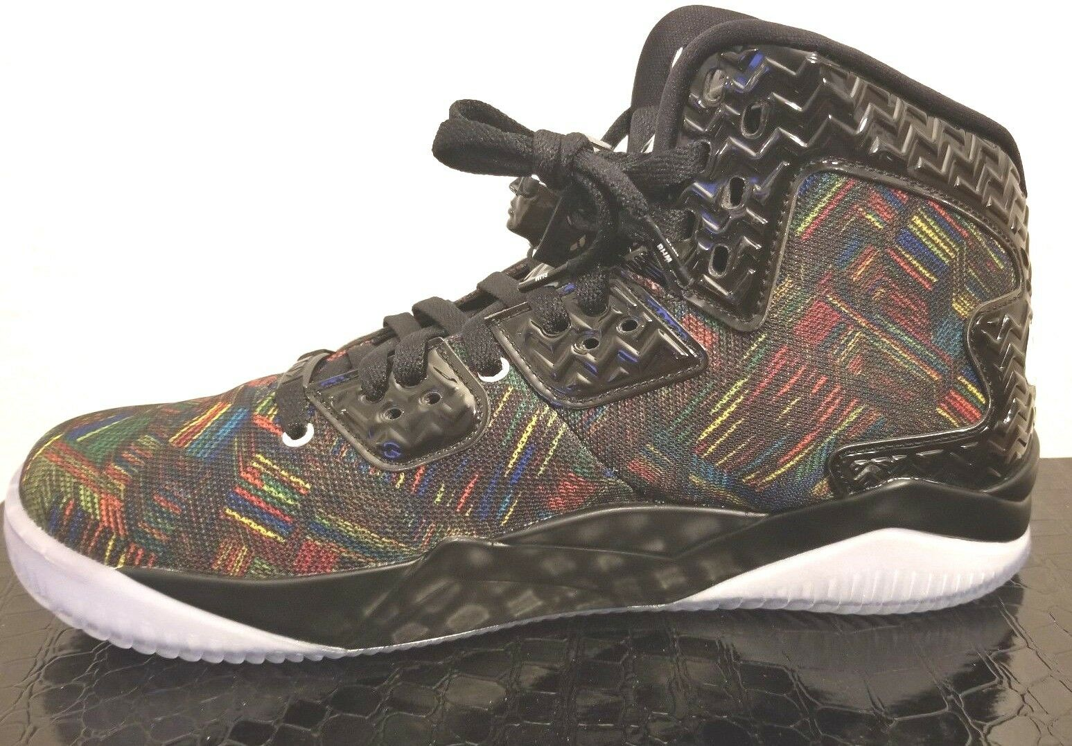 Nike Spike Forty 40 QS BHM Basketball shoes Men's Size 11 836750 045