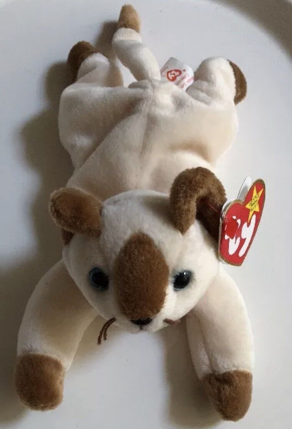 Ty Beanie Baby SNIP 1996 Retired Authentic Vintage With Errors,  Very Rare