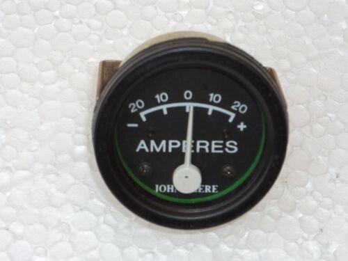 Traktor Amperemeßinstrument Messer Ersatz für John Deere-schwarz