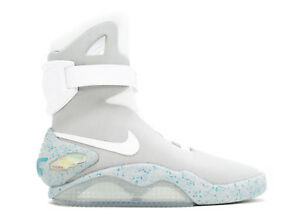 Nike Air Mag Marty McFly BTTF Back to the Future Shoes Authentic sz 8