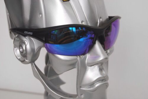 noir Linse Blau/GLASSES Salice 838RW schwarz Linse BLUE Brille SALICE 838RW mod Radbrillen