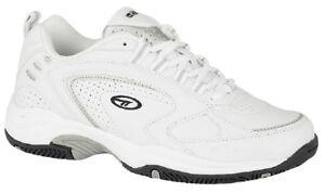 Hi-TEC-BLAST-LITE-XL-Mens-Trainers-and-Skates-White-Navy-PU