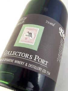 1980-circa-BERRI-Stamp-Port-2-Black-amp-Rose-Kangaroo-FREE-SHIP-Isle-of-Wine