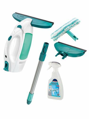 Leifheit Fenstersauger Set Dry /& Clean mit Stiel /& Einwascher   !! NEU+OVP !!!