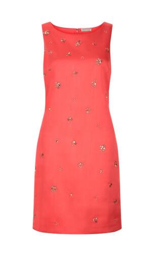 Monsoon Dress Petunia Bnwt Dress Monsoon Petunia Coral Monsoon Bnwt Coral dUqwxfZ