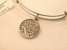 New Alex and Ani Russian Silver Like a Mother Mom Bracelet Mother's Day Gift