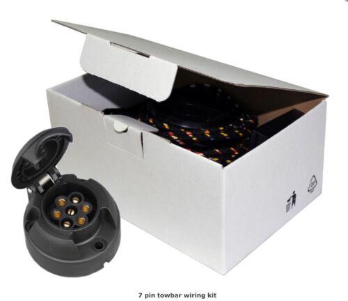 7 Pin ByPass Relay Kit TOW BAR FOR TOYOTA AURIS 2012 to 2015AURIS TOW BAR