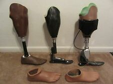 Prosthetic Knee Lot 3 Proprio Foot Ossur Talux Ottobock Trulife 28R Right Leg