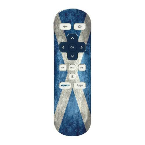 Decorative Designs on Sel-adhesive Vinyl Stickers for Now TV Remote Controller