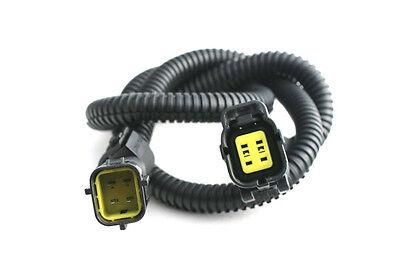 """24/"""" Front O2 Sensor Extension Wire Harness for 94-05 Mazda Miata Sensor Adapter"""