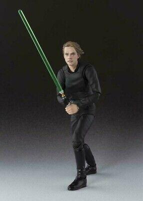 BANDAI S.H Figuarts Star Wars Luke Skywalker le dernier Jedi authentique US Vendeur