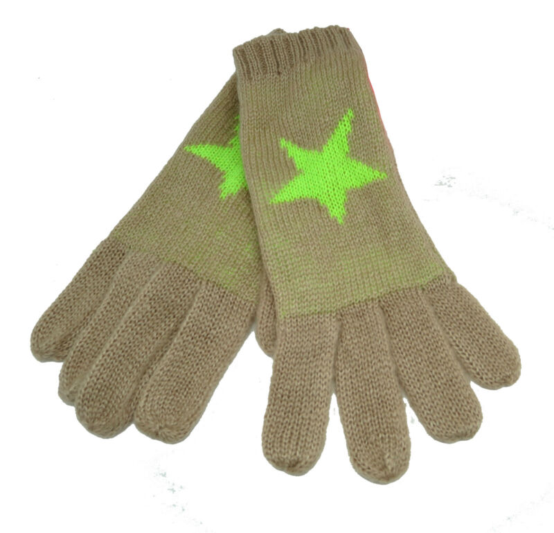Beautiful 32098503 Codello Poetry Grunge Knit Gloves New [33]-show Original Title The Latest Fashion