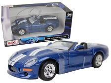 Maisto® 31277 - 1999 Shelby Series One®, Special Edition, 1:24 Auto, car NEU