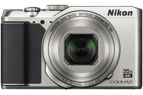 1 von 1 - Nikon COOLPIX A900 20.0MP Digitalkamera - Silber