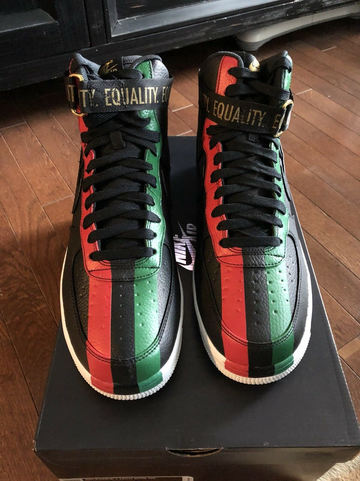 Nike air force 1 hi bhm parità