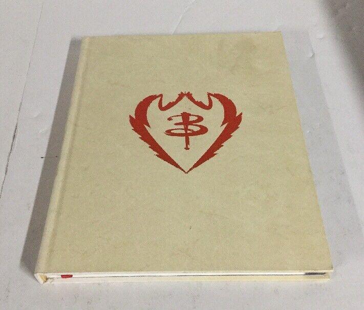 Buffy, la cazavampiros núcleo normativa edición limitada de 1 1000 copias cohete propulsado Granada edn6000