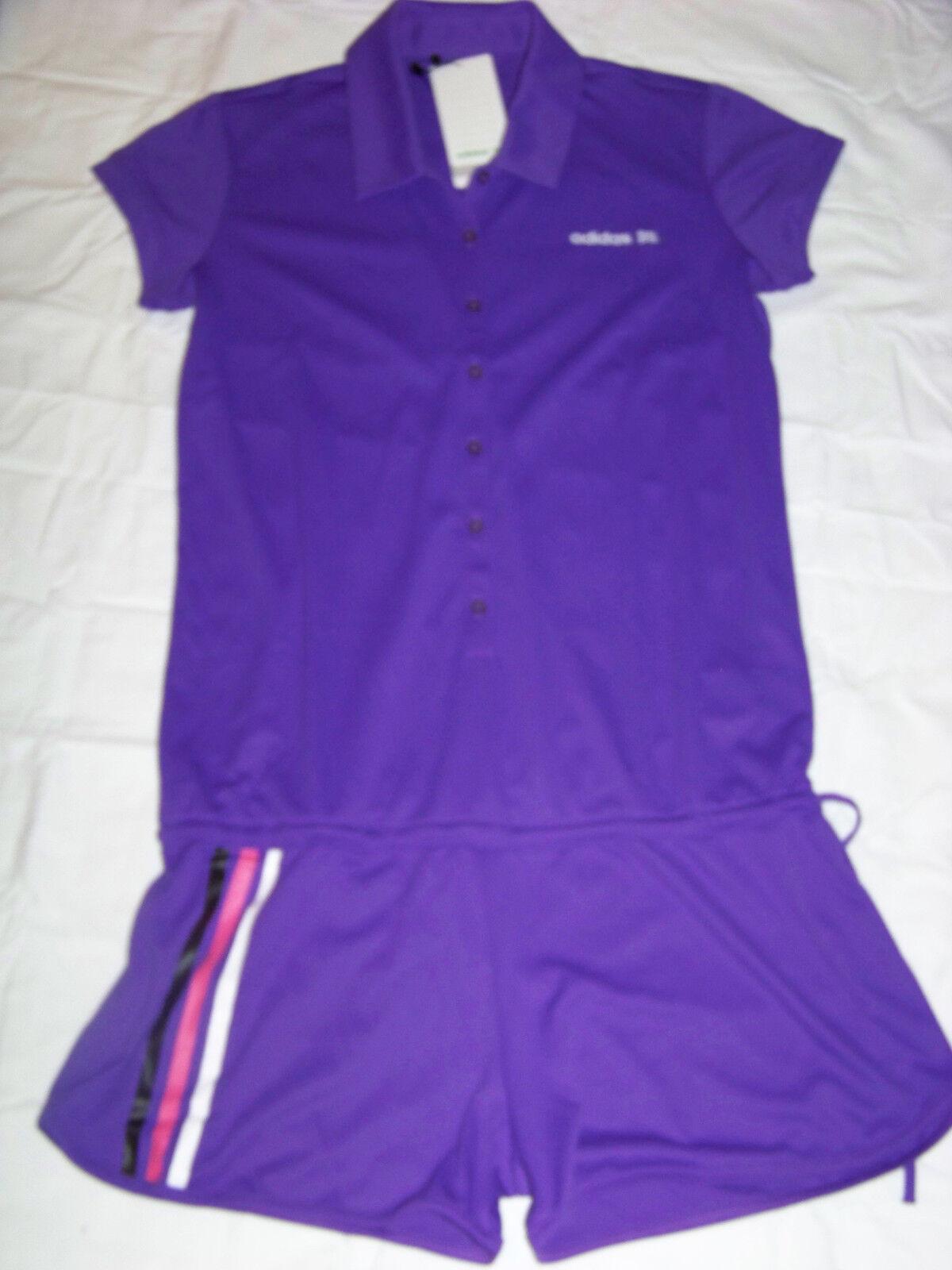 Adidas Women s Romper NWT Retail $ 70 Medium