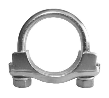 OEM Exhaust Clamp Bracelet Mounting Spare 50mm For Vauxhall Corsa Mk1 Mk2 Mk3