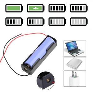 5pcs-Single-Slot-18650-Battery-Holder-Power-Bank-Plastic-Storage-Shell-Box-Case
